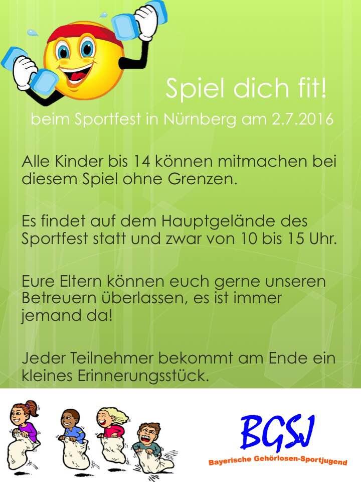 BGS-Jugend-Sportfest
