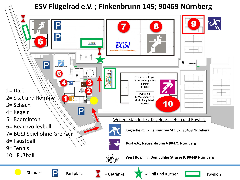 ESV-Flügelrad-Lageplan